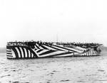 Argus in camouflage, circa late 1918, photo 1 of 3