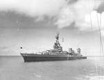 Augusta near Bermuda, Sep 1941