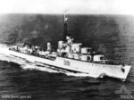 HMAS Bataan off Korea, prior to or during 1953
