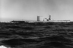 USS Baya, date unknown; note additional equipment behind the conning tower