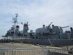 Museum ship USS Cassin Young at Charlestown Navy Yard, Boston, Massachusetts, United States, 28 May 2013, photo 1 of 6