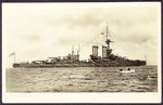 Centurion as appeared on a postcard, circa 1911-1913