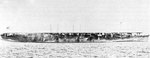 Light carrier Chitose, 1944