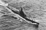 USS Cisco during trials, off northeastern United States, 19 Jun 1943, photo 2 of 4