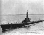 USS Cisco during trials, off northeastern United States, 19 Jun 1943, photo 4 of 4