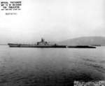 USS Cod off Mare Island Naval Shipyard, California, United States, 7 Feb 1945, photo 2 of 3