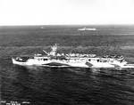 Cowpens en route to Palaus, 31 Aug 1944