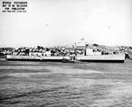 Doherty (as HMS Berry) at Mare Island Naval Shipyard, Vallejo, California, United States, 29 Sep 1942