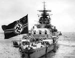 Admiral Graf Spee at the Spithead Naval Review, southern England, United Kingdom, 22 May 1937