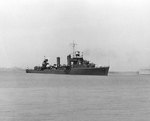 Grayson off the Charleston Navy Yard, South Carolina, 17 Apr 1941, photo 1 of 2