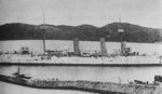 Haichen arriving at Dagu, Tianjin, China from Germany, 21 Sep 1898