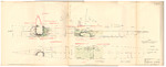 US Navy War Damage Report drawing for USS Helena, 1 Mar 1944