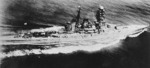 Hiei in Tokyo Bay, Japan, 11 Jul 1942, photo 1 of 2
