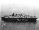 Independence in San Francisco Bay, 15 Jul 1943, photo 1 of 2
