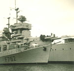 Jean Bart at Toulon, France, 1968