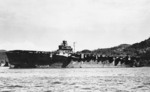 Junyo at Sasebo, Japan, 1 Nov 1945