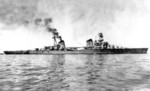 Light cruiser Kirov, 1941, photo 1 of 2