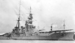 Kongo just prior to her 1929 reconstruction