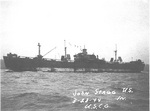 Liberty Ship SS John Stagg at sea, 23 Mar 1944