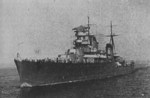 Light cruiser Maxim Gorkiy, date unknown