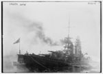 Battleship Nagato, circa early 1920s