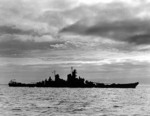 USS New Jersey, 26 Oct 1943