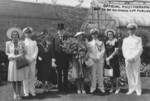 Launching ceremony of North Carolina, New York Navy Yard, Brooklyn, New York, United States, 13 Jun 1940, photo 4 of 4
