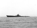 Pickerel off the Mare Island Navy Yard, California, 22 Dec 1942, photo 1 of 2