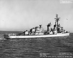 USS Preston off San Francisco Naval Shipyard, California, United States, 22 Oct 1966, photo 2 of 6