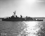 USS Preston off San Francisco Naval Shipyard, California, United States, 22 Oct 1966, photo 3 of 6