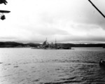 Prince of Wales at Argentia, Newfoundland, 10-12 Aug 1941
