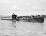 USS S-28 at Puget Sound Navy Yard, Bremerton, Washington, United States, 24 Jun 1943, photo 3 of 3