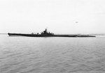 Salmon off the Mare Island Navy Yard, California, United States, 22 Mar 1943