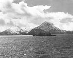 San Francisco in Kulak Bay, Adak, Aleutian Islands, 25 Apr 1943