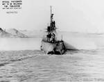 Searaven off Mare Island, 8 May 1943, photo 1 of 3