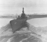 USS Sennet in Antarctica during Operation Highjump, Dec 1946-Mar 1947