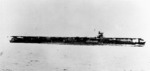 Carrier Soryu running trials, 22 Jan 1938, photo 1 of 2