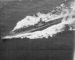 USS Spot underway in the Pacific Ocean, 24 Sep 1944, photo 3 of 3