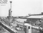 USS Sunfish at Mare Island Navy Yard, Vallejo, California, United States, 17 Jul 1945