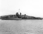 Tucker off the Mare Island Navy Yard, California, United States, 11 Mar 1942