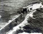 U-175 forced to surface after being depth charged by USCG cutter Spencer, North Atlantic, 500 nautical miles WSW of Ireland, 17 Apr 1943
