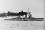 Chinese cruiser Pinghai, Jun 1936