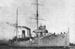 Chinese cruiser Yingrui, date unknown
