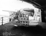 5-inch/38 caliber dual-purpose gun on Yorktown