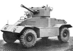 AEC Mk III armored car, date unknown