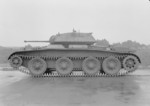 Cruiser Mk V Covenanter III tank, 1940s