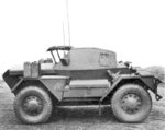 Daimler Scout Car, date unknown