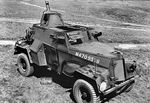 Humber Light Reconnaissance Car Mk IIIA, date unknown, photo 1 of 3; note lack of weapons
