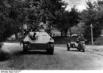 Jagdpanzer 38(t) tank destroyer in Hungary, circa 1944, photo 2 of 3