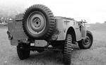 Ford GP 4x4 vehicle with experimental 4-wheel steering, date unknown; note